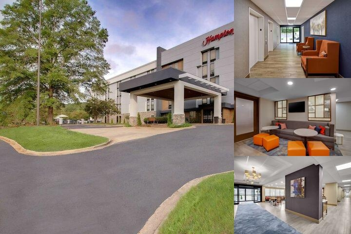 Hampton Inn Birmingham Colonnade photo collage