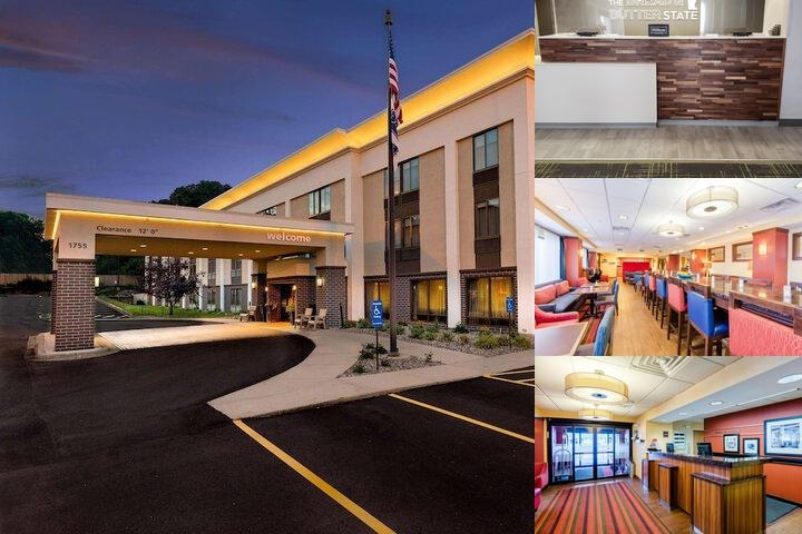 Hampton Inn Rochester South photo collage