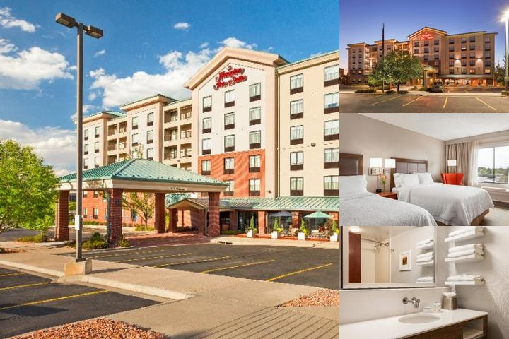 Hampton Inn & Suites Denver Cherry Creek photo collage