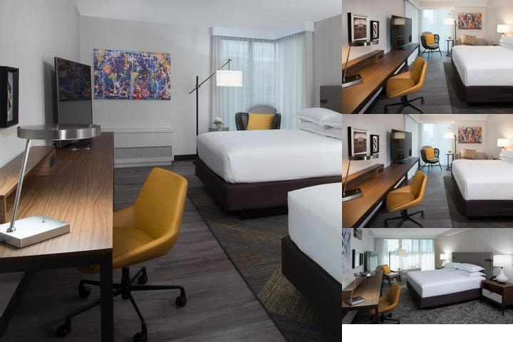 Doubletree Hotel Bethesda photo collage