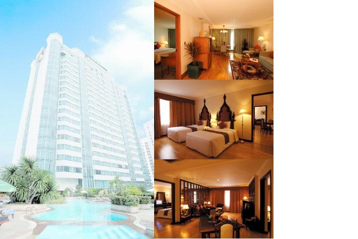 Windor Suites Hotel Bangkok photo collage