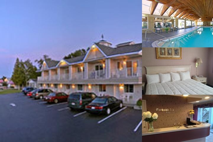 Parkside Inn Bridgeview photo collage