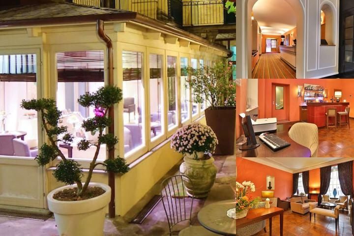 Best Western Hotel Piemontese photo collage