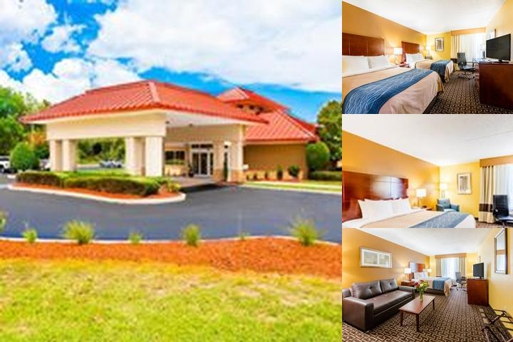 Comfort Inn Milton photo collage