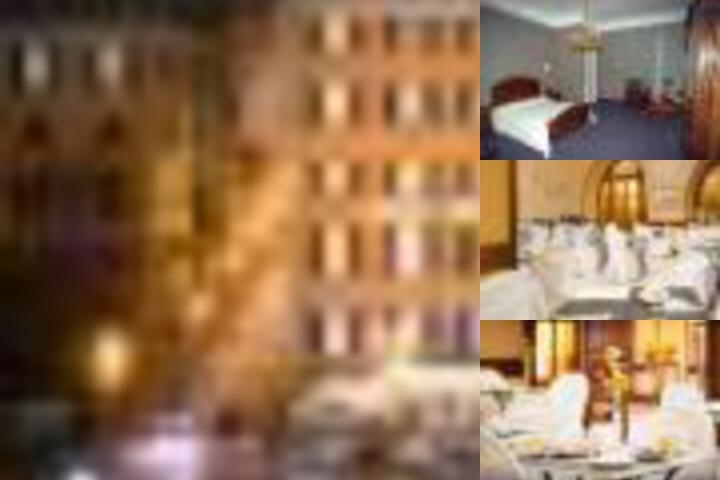 Clarion Collection Hotel Astoria Genova photo collage