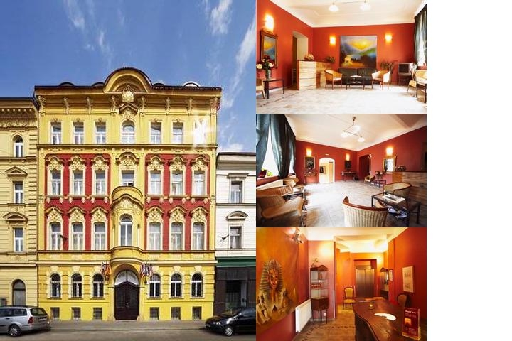 Hotel Otakar photo collage