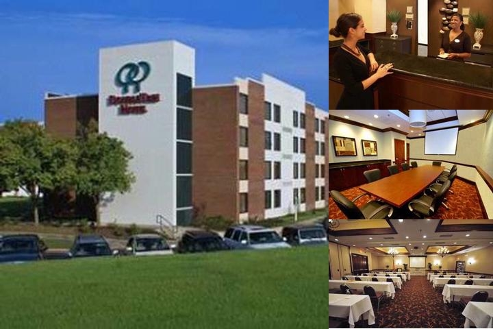 Doubletree by Hilton Hotel Rocky Mount photo collage