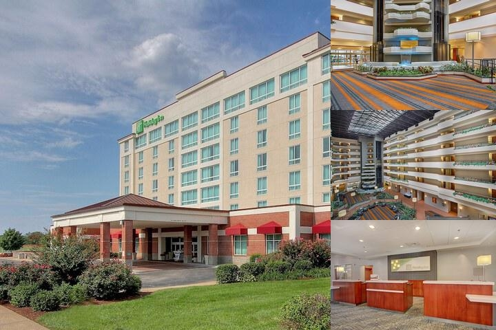 Holiday Inn University Plaza photo collage
