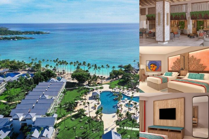 Dreams La Romana Luxury All Inclusive photo collage