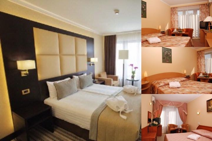 Dnister Premier Hotel photo collage