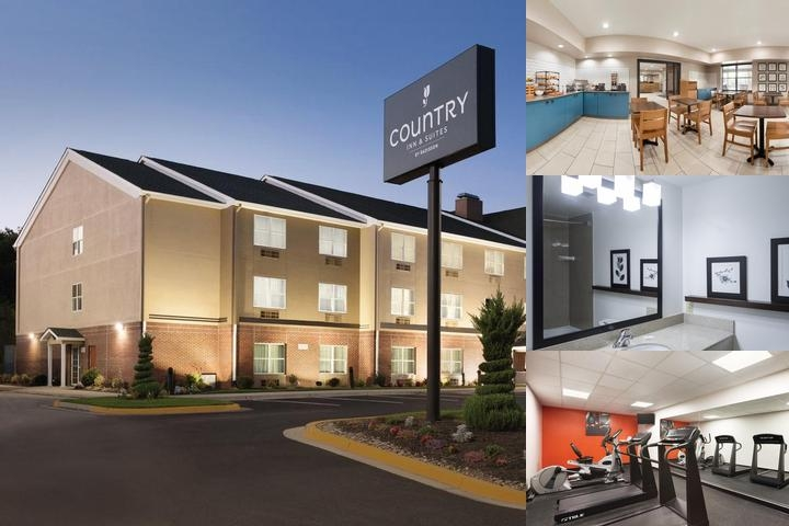 Country Inn & Suites Capitol Heights photo collage