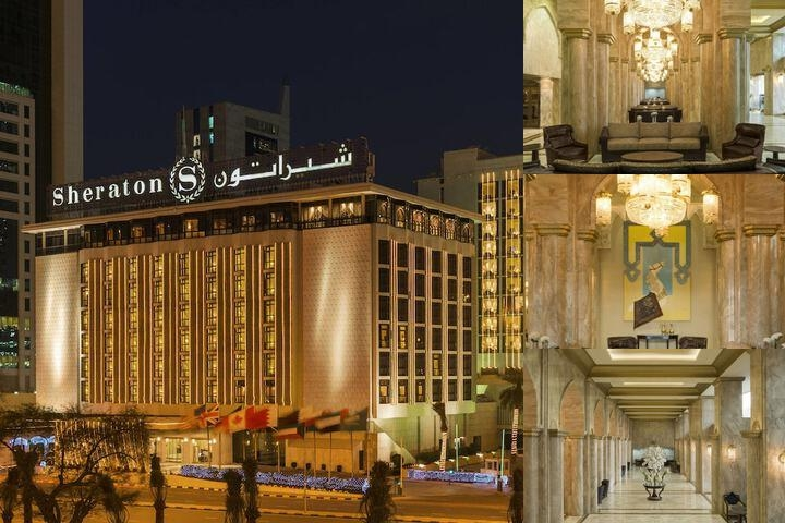 Sheraton Kuwait a Luxury Collection Hotel photo collage