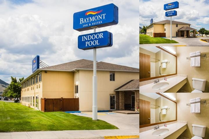 Baymont Inn & Suites Helena photo collage