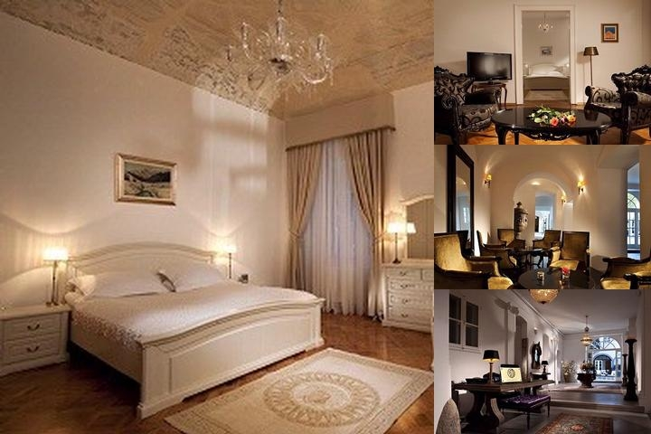 Antiq Palace Hotel & Spa photo collage