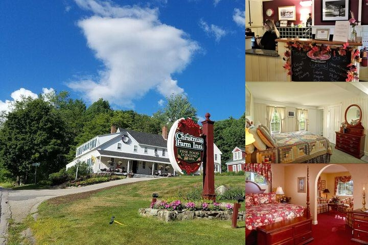 Christmas Farm Inn & Spa photo collage