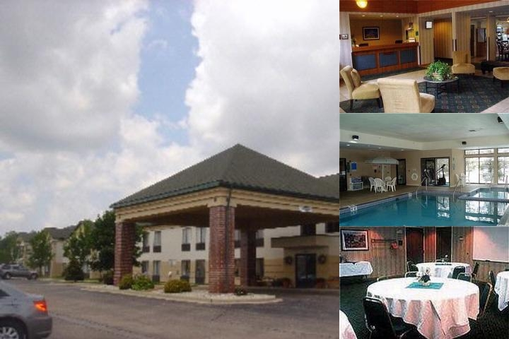 Holiday Inn Express Germantown Nw Milwaukee photo collage