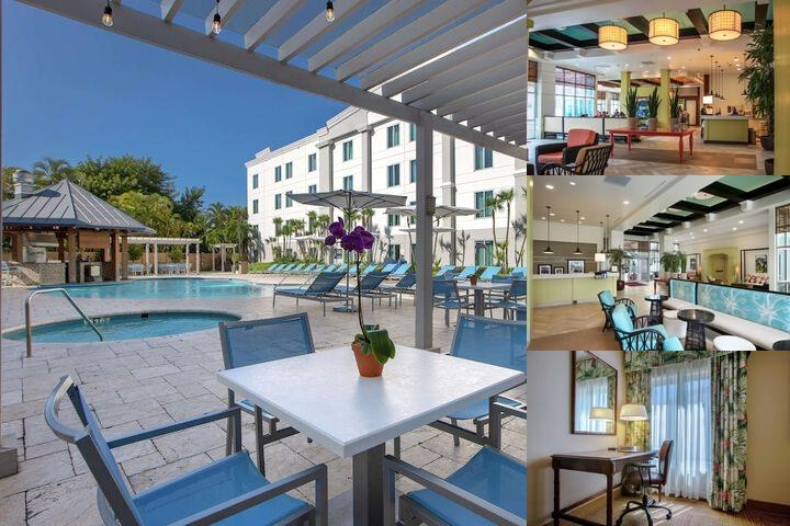 Hampton Inn & Suites by Hilton San Juan photo collage