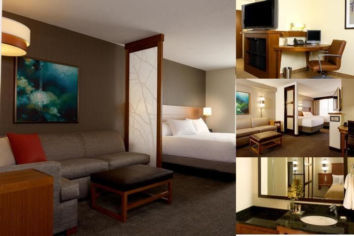 Hyatt Place Colorado Springs photo collage