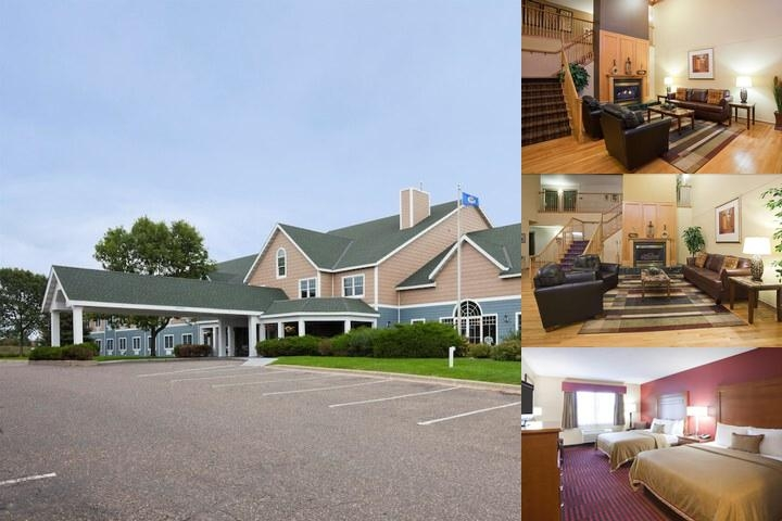 Grandstay Hotel & Suites Stillwater photo collage
