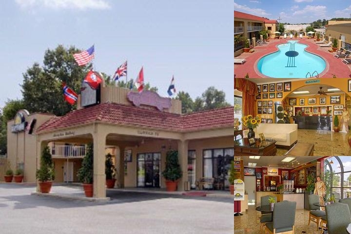Days Inn at Graceland photo collage