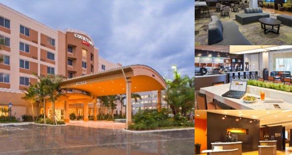 Courtyard by Marriott Miami West / Fl Turnpike photo collage