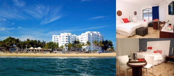 Ramada Resort Mazatlan photo collage