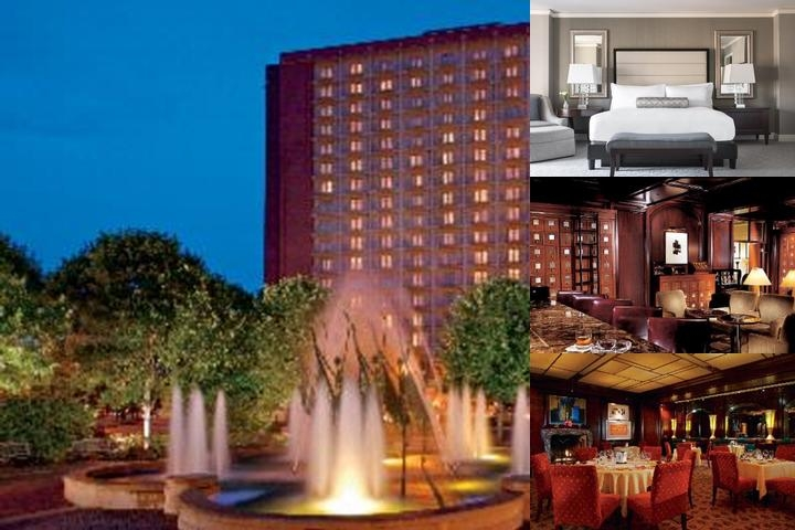 The Ritz Carlton St. Louis photo collage