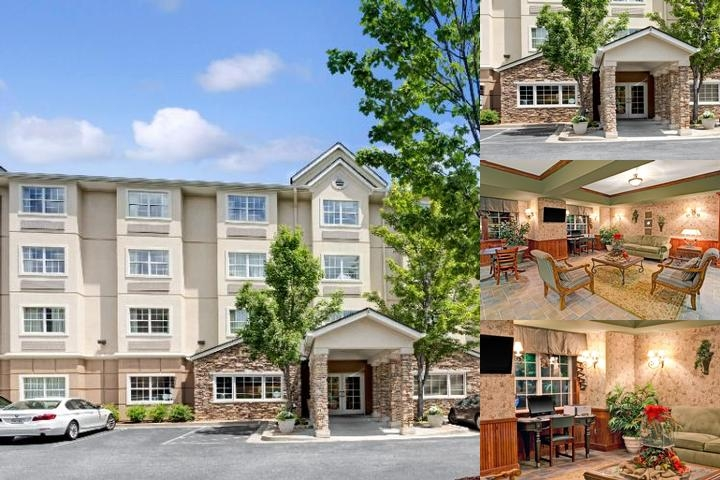 Microtel Inn & Suites Atlanta Perimeter Center photo collage