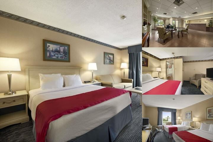 Ramada Trenton Hotel photo collage
