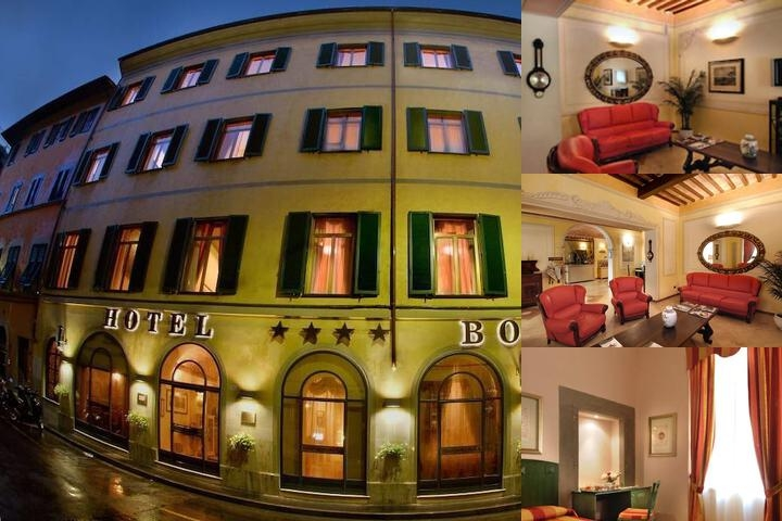 Hotel Bologna photo collage
