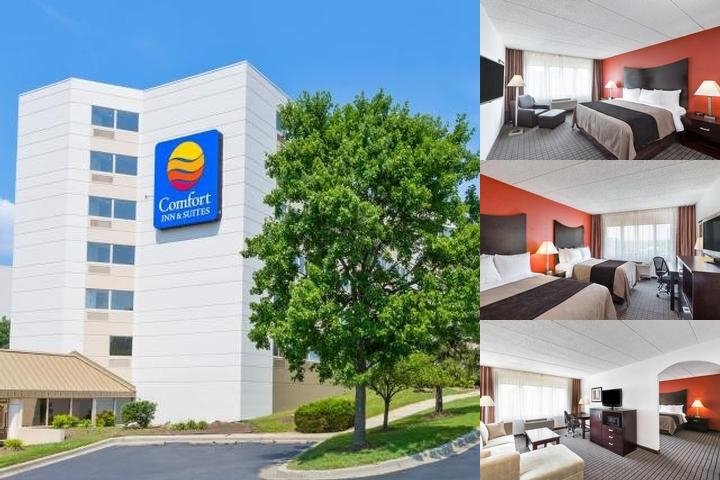 Comfort Inn BWI Airport photo collage