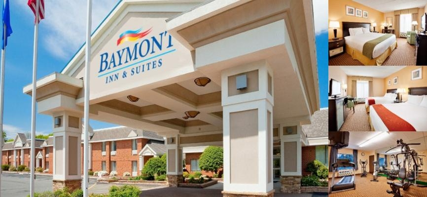 Baymont Inn & Suites East Windsor photo collage