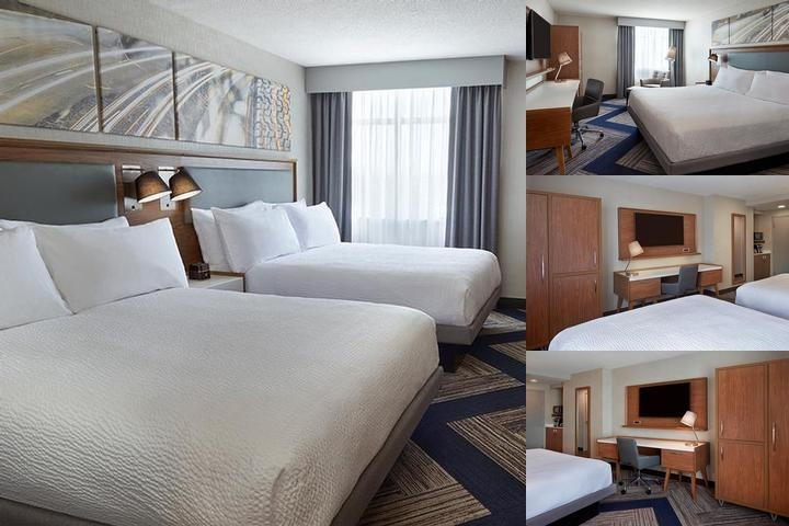 Quality Hotel Hamilton photo collage
