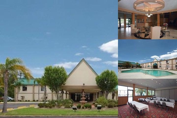 Econo Lodge Orange photo collage
