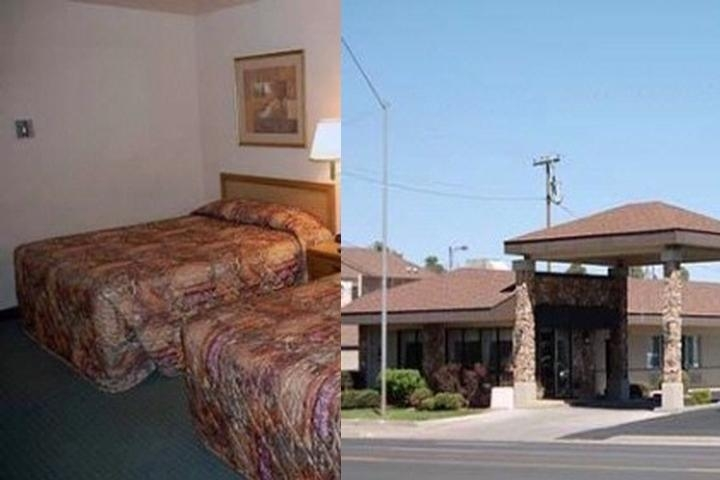 Econo Lodge University photo collage