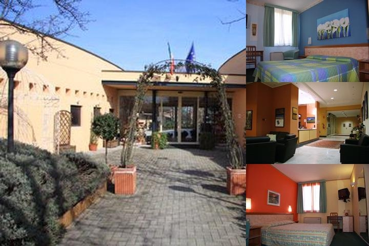 Albergo Tre Ville photo collage