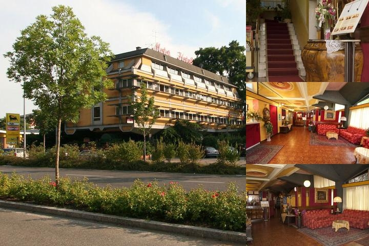 Hotel Ai Ronchi Motor photo collage