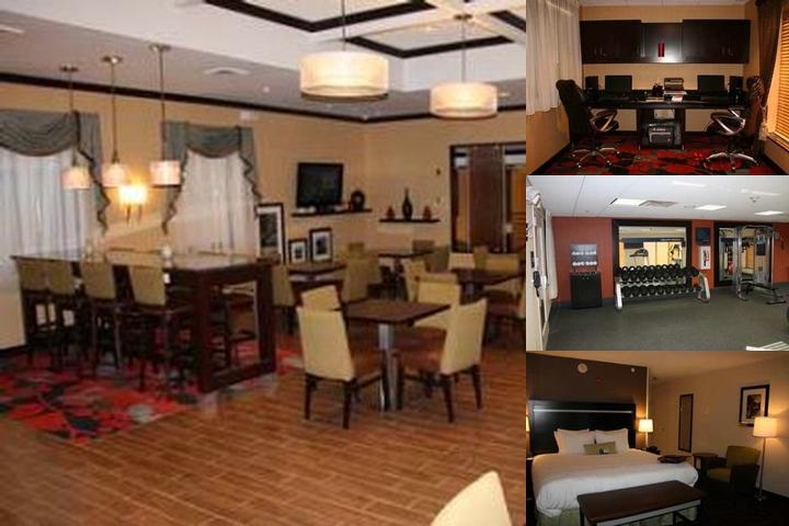Hampton Inn Jericho Westbury photo collage