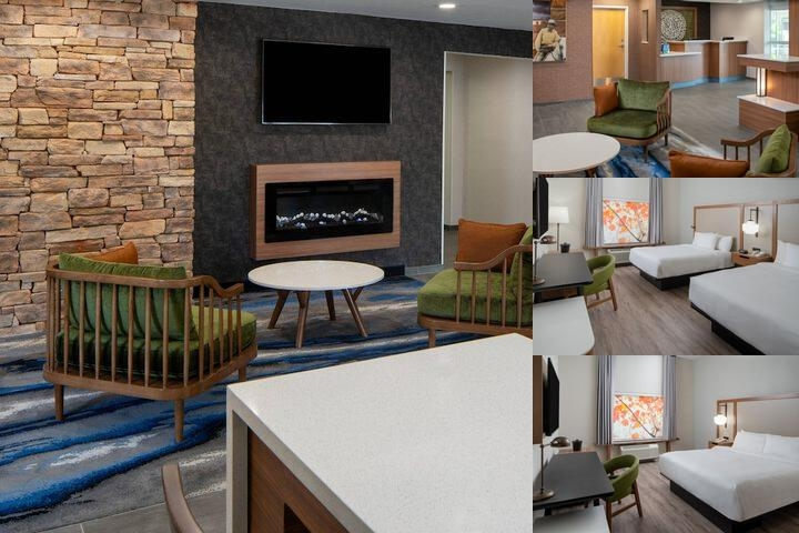 Fairfield Inn & Suites Sulphur photo collage