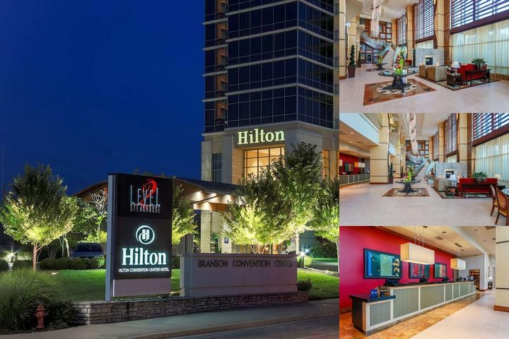 Hiltons of Branson photo collage