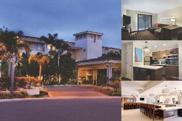 Hyatt House San Diego Sorrento Mesa photo collage