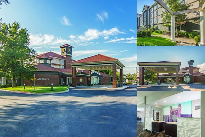 La Quinta Inn & Suites Norman photo collage