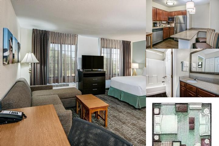 Staybridge Suites Round Rock photo collage