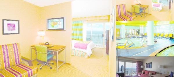 springhill suites virginia beach oceanfront photo collage - Virginia Beach Suites Oceanfront 2 Bedroom
