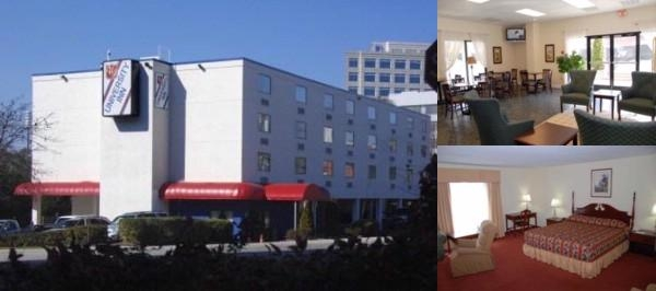 University Inn at Duke photo collage