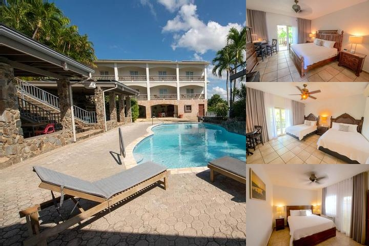 The Lazy Parrot Inn & Mini Resort photo collage