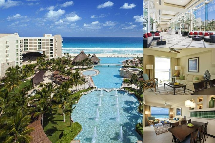 The Westin Lagunamar Ocean Resort Villas Cancun photo collage
