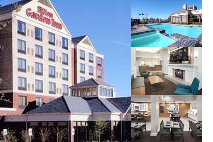 Hilton Garden Inn Dallas Allen photo collage