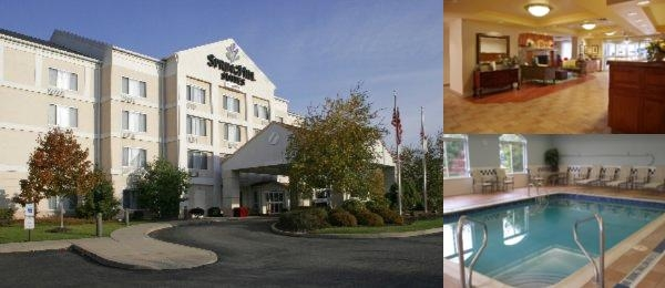 Springhill Suites Pittsburgh Airport photo collage