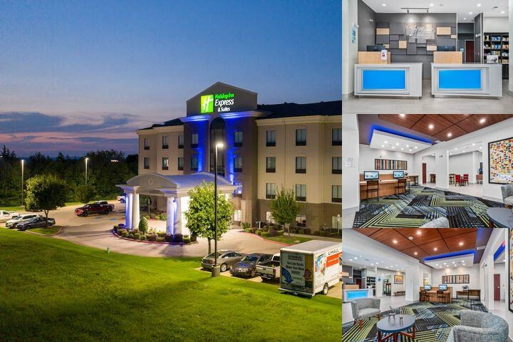Holiday Inn Express Van Buren Ft. Smith Area photo collage
